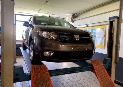 Assistenza Dacia