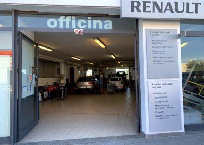 Officina Renault Alghero